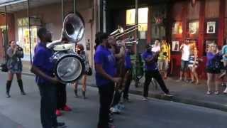 2015 CIMS NEW ORLEANS BRASS BAND PARADE