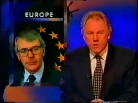 BBC News broadcast on the Referendum Party: 1995