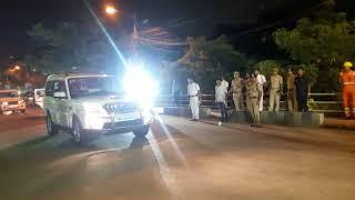 IBNS Video: WB CM Mamata Banerjee visits Majherhat bridge collapse site in Kolkata