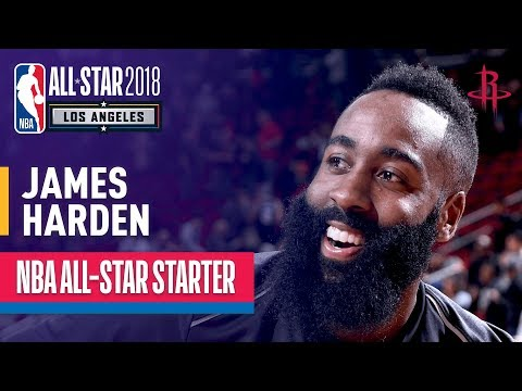James Harden 2018 All-Star Starter | Best Highlights 2017-2018
