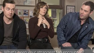 Which Chicago P.D. Stars Do a Crazy Good Impression of a Horse?