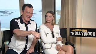 Once Upon A Time In Hollywood  The 72nd Annual Cannes Film Festival  SIZZLE REEL /interviews