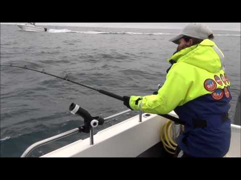 Turbot fishing in the Channel Islands, January 2013.wmv