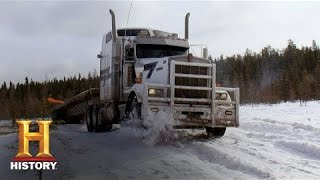 Ice Road Truckers: One Thing After Another (S9, E8) | History