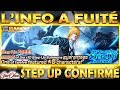 C'EST OFFICIEL ! STEP UP ICHIGO QUINCY CONFIRMÉ - BLEACH BRAVE SOULS