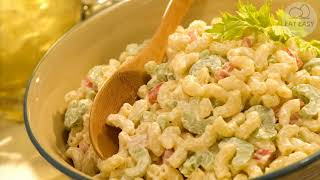 Macaroni Salad. APPETIZING!