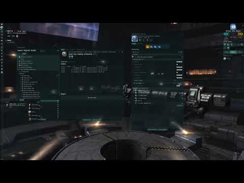 T1 & T2 Rig Production - Eve Online - Industry Guide - November 2018