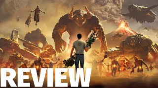 Serious Sam 4 Review - A Seriously Good Time (Video Game Video Review)