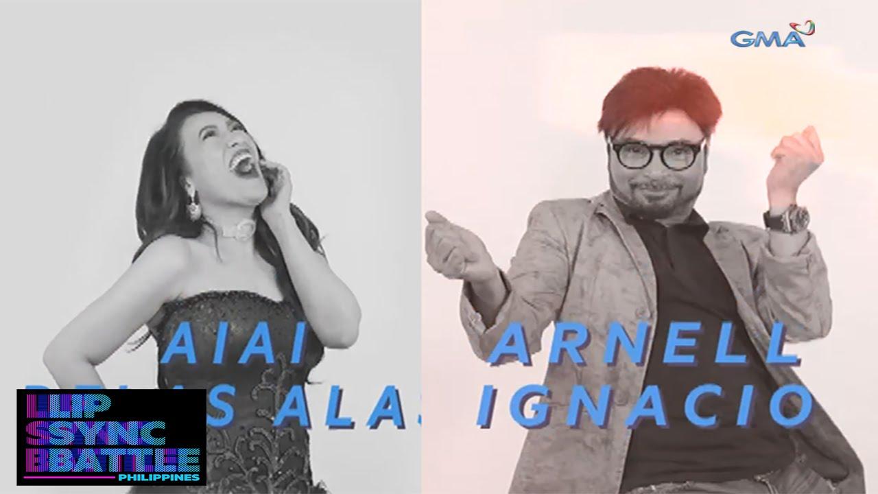 Download Lip Sync Battle Philippines Ep. 14: Aiai Delas Alas vs. Arnell Ignacio