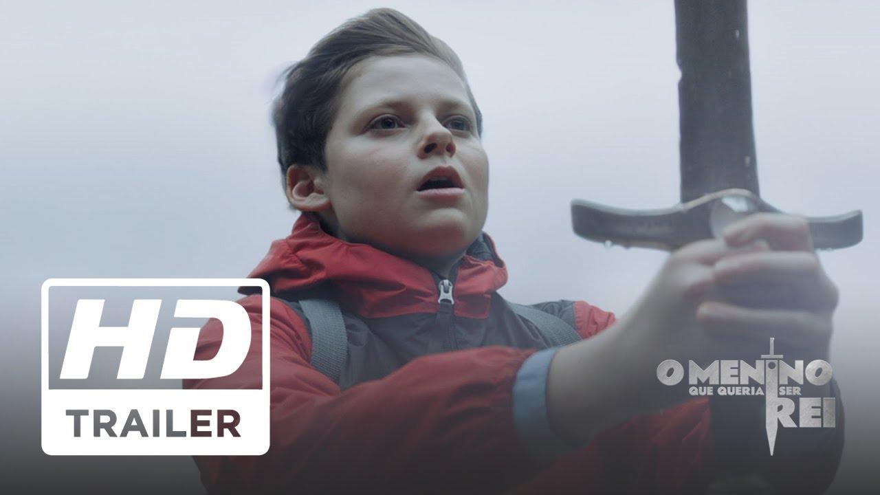 09d8f0638 O Menino Que Queria Ser Rei | Trailer Oficial 2 | Dublado HD - YouTube