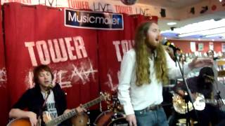 The Answer - Rock & Roll Outlaw (Live, Tower Records 2011) [HD]