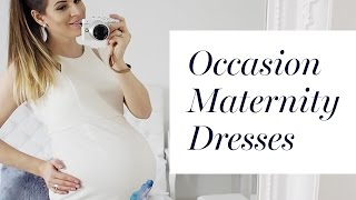 Occasion Maternity Dresses
