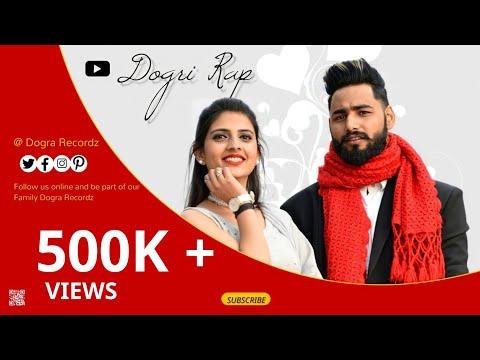 Dogri Rap     officail video    Abhita Sharma ft. Ghajini Guru    Dogra Recordz