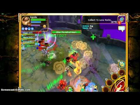 Arcane Legend Elite Map Bug Need Fix