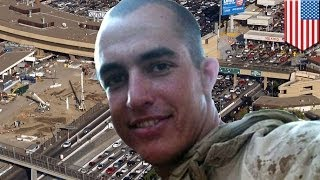 US Marine arrested at US-Mexico border after making wrong turn