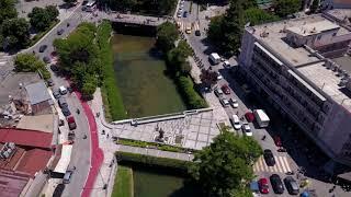 Trikala, Greece (Dji Mavic Pro 1080p)