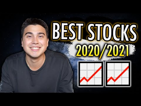 Top Stocks To Buy & Own In 2020/2021 (Canada + US)