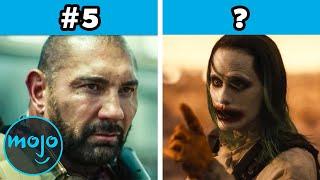 Chaque film de Zack Snyder CLASSÉ