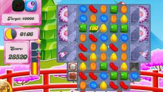 Candy Crush Saga Level 373 No Boosters