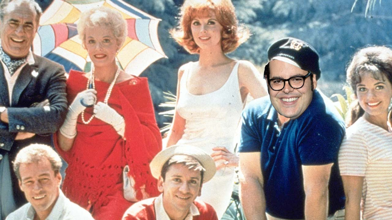 Gilligans island cast photo Cached