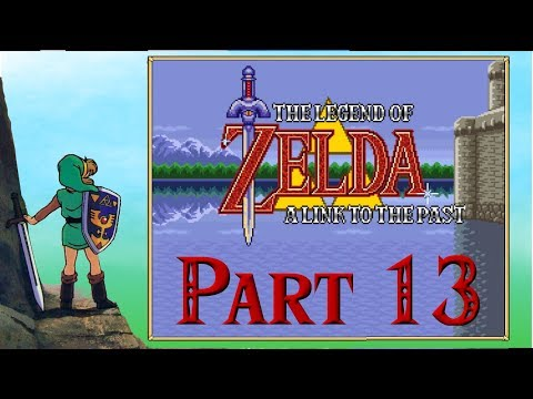 Let's Play A Link To The Past - Part 13