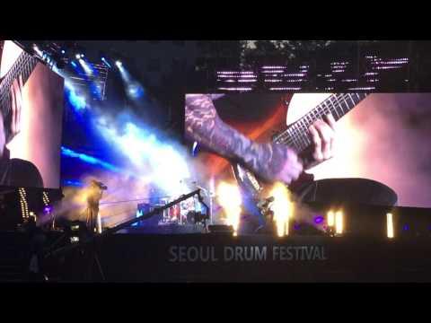 "Luke Holland & Jason Richardson - ""HOS DOWN"" 3/6/2017 at SEOUL DRUM FESTIVAL 2017"