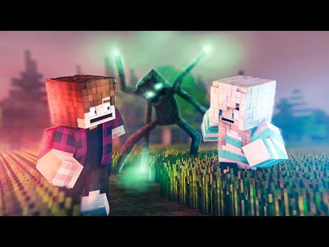 Грейт Фолз - Круги на полях - Серия 3 (Minecraft сериал)