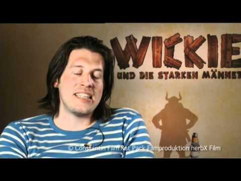 Wickie und die starken Männer (2009 | Nic Romm Interview)