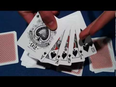 Level 7 Cheating - Card Trick Performance