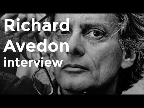 Richard Avedon and Helen Whitney interview (1996)