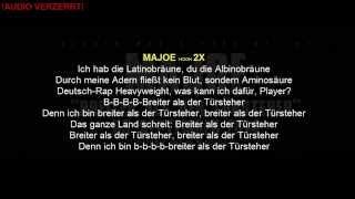 Majoe Feat. Kollegah & Farid Bang ►BADT◄ Lyrics HD