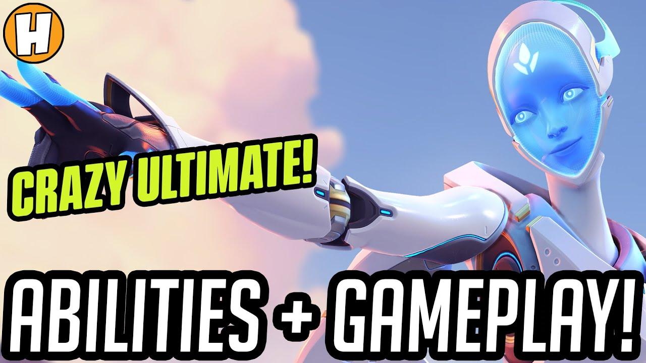 Download Echo Gameplay and Overwatch Abilities - DUPLICATE Ultimate! | Hammeh