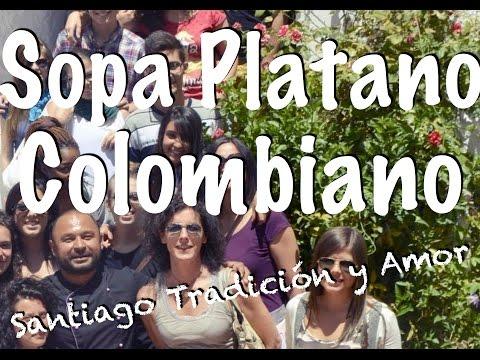 sopa-de-platano-colombiano