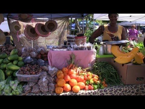 Cultural Fair 2014 at Emancipation Garden - St. Thomas, U.S. Virgin Islands