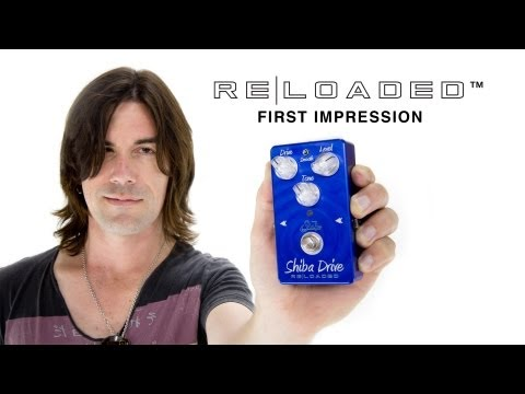 SHIBA DRIVE RELOADED™ FIRST IMPRESSION - BY PETE THORN