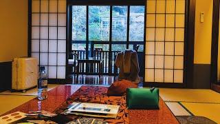 유후인 료칸여행 - 추운 겨울에는 온천으로 피로를 회복…