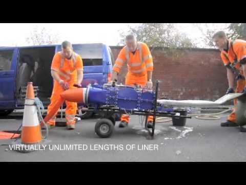 Pipe Lining Equipment