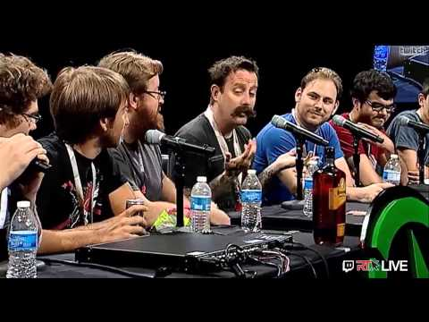 RTX 2014 - Achievement Hunter Panel