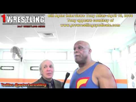 tony atlas on: bruiser brody-warrior connection, epstein memories