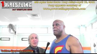 TONY ATLAS ON:  BRUISER BRODY-WARRIOR CONNECTION, EPSTEIN MEMORIES--@THE APTER CHAT