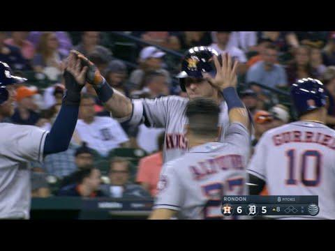 7/28/17: Reddick powers Astros in comeback win
