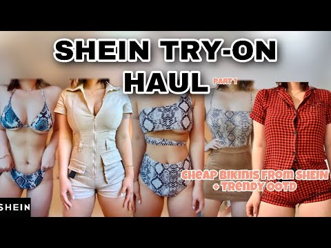VLOG #10 SHEIN TRY ON HAUL