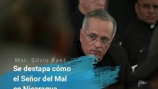Monseñor Silvio Baez se destapa como el cabecilla de los terroristas en Nicaragua
