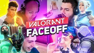 STREAMERS FACEOFF ON VALORANT! WITH SHROUD, TIM, NINJA, AND MORE!