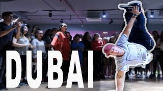 DANCING IN DUBAI || MY FIRST VLOG EVER!!