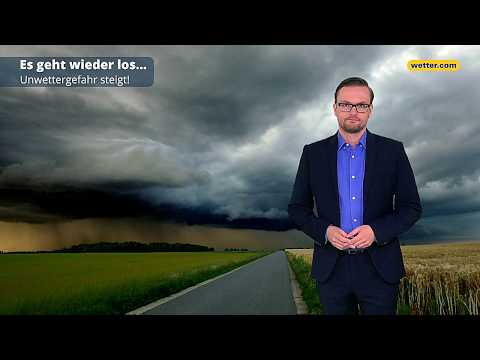 Wetter heute: Die aktuelle Vorhersage (15.06.2019)