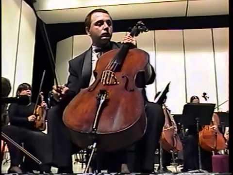 J. Haydn Cello concert D dur Laurentiu Gafton Orquesta Sinfonica de Chihuahua