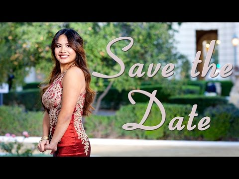 Save the Date - Jewel's 18th Debut