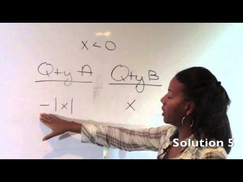 GRE Number Properties- Chapter 1 Solutions- GRE Math Simplified