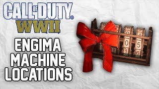 ALL KEEPSAKE AND ENIGMA MACHINE LOCATIONS! (WWII ZOMBIES)
